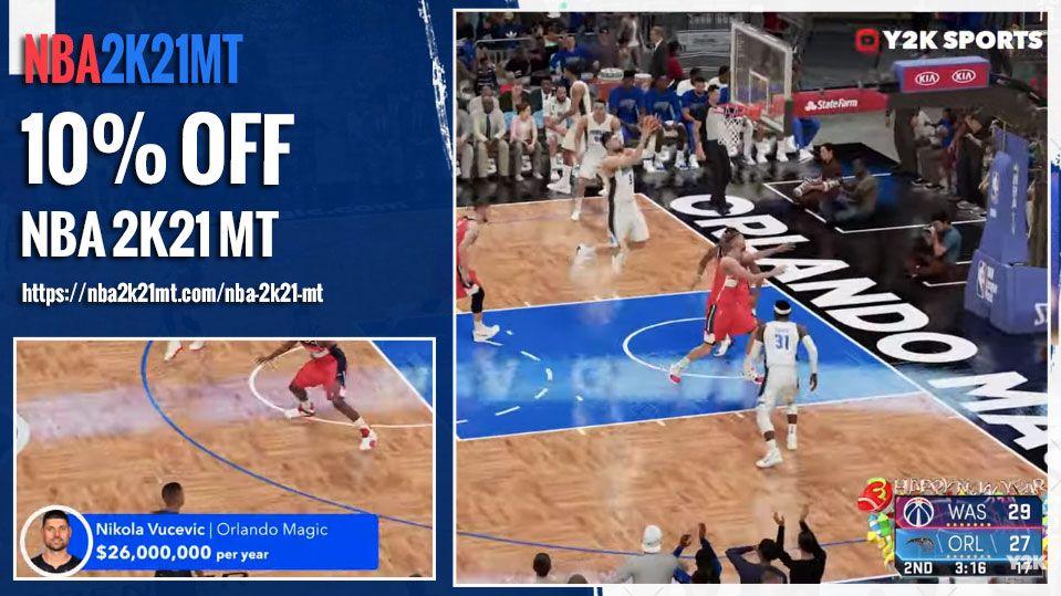 NBA 2K21 Game PS4