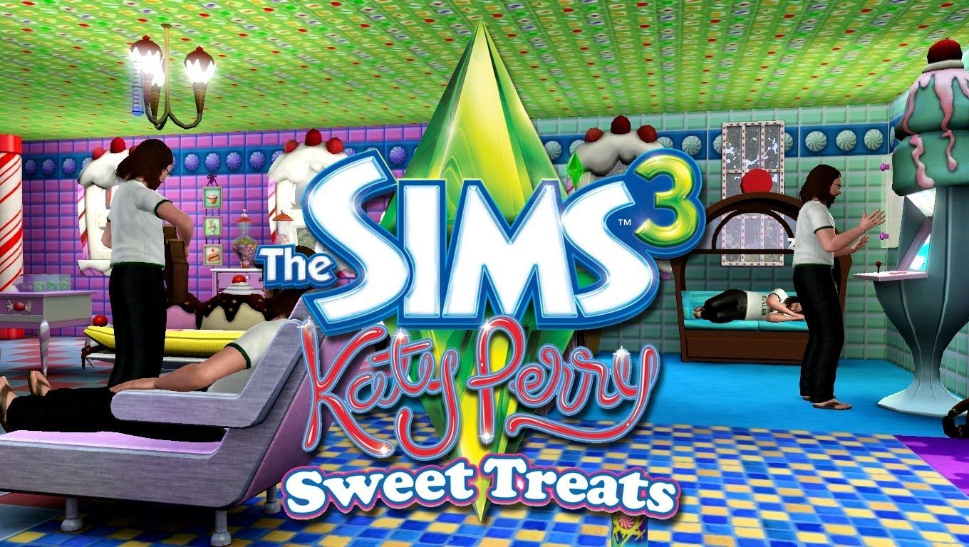 Lgr The Sims 3 Katy Perry Sweet Treats Review Sims Sims 3 Sweet Treats