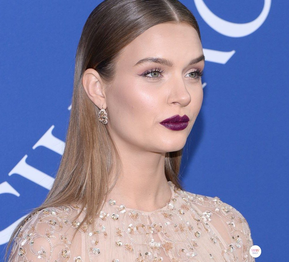 Josephine skriver at the cfda awards the model wore a