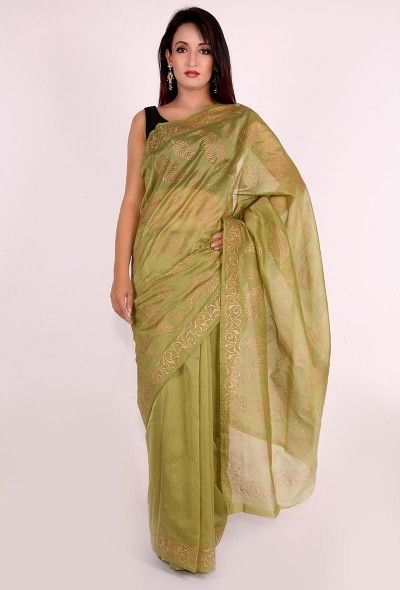 272860c439 Pin by Tjori Treasures on SAREE SUTRA | Saree, Prints, Formal dresses