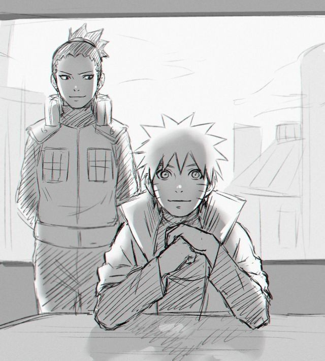 No one can become a better advisor for Naruto than me!