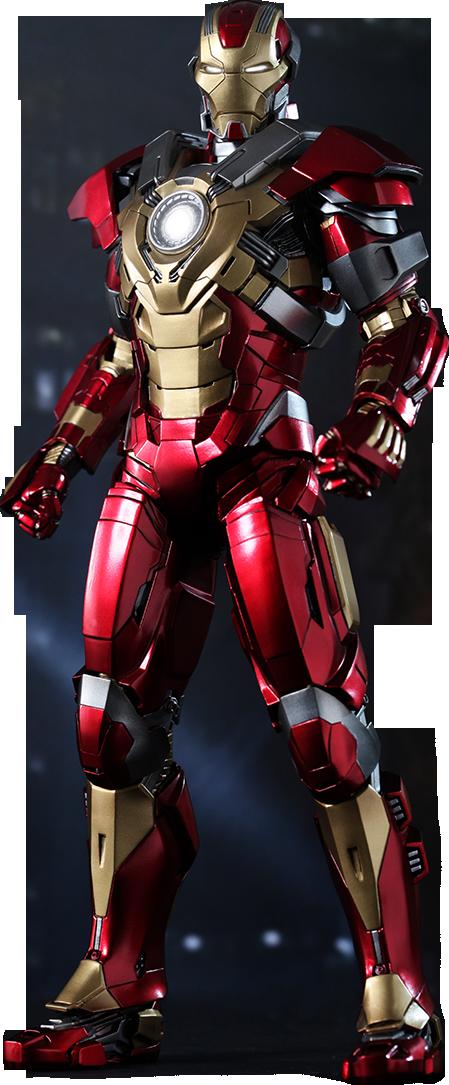 Iron Man mark 17
