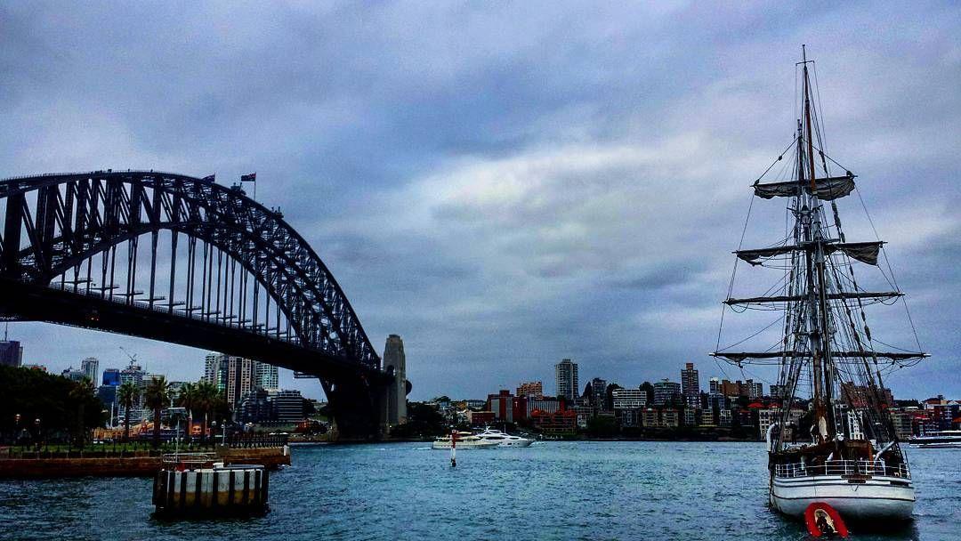 A beautiful boat on the harbour this morning. #sydneyharbourbridge #sydney_insta #harbour  #travelandlife #instamood #picoftheday #photoofday #amazing_australia #natgeolandscape #natgeo #instamood #igerssydney #travel #harbourfront #australiagram #seeaustralia #ig_australia #ilovesydney #exploreaustralia #socialifeaustralia #sydneylocal by sbpicworx http://ift.tt/1NRMbNv