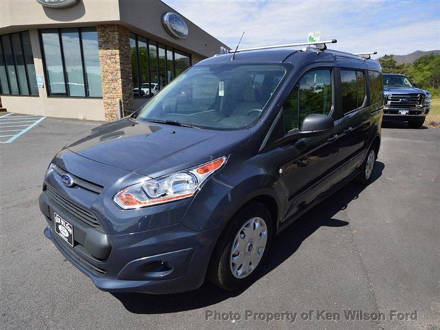 Introducing The 2014 Ford Transit Connect Wagon This One Is