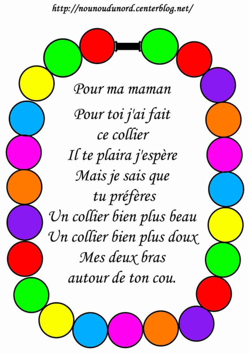 Top poemes fete des meres mamies   dicton   Pinterest   Poème fête des  SD45