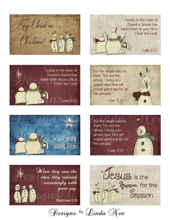 Instant download business card size jesus is the reason for the business card size jesus is the reason for the season christian christmas digital images collage reheart Image collections