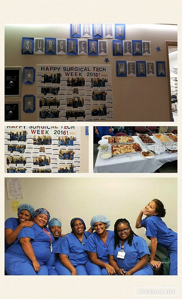 At Mount Sinai St  Luke's Hospital, we made a poster with everyone