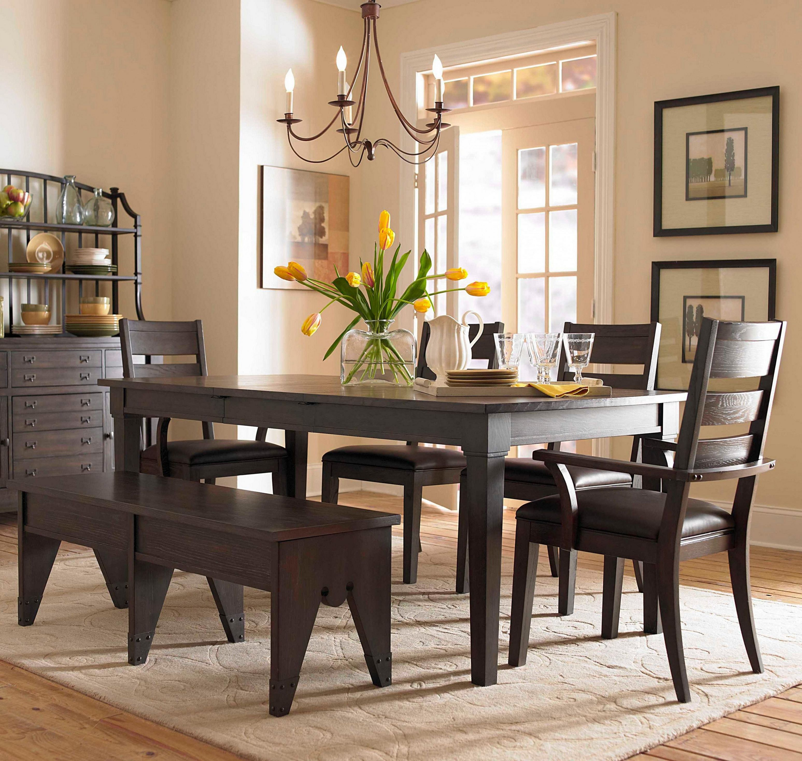 20 Simple Dining Room Table Decor For Stunning Home Inspiration Dexorate Dining Room Table Dining Room Table Decor Unique Dining Room Table