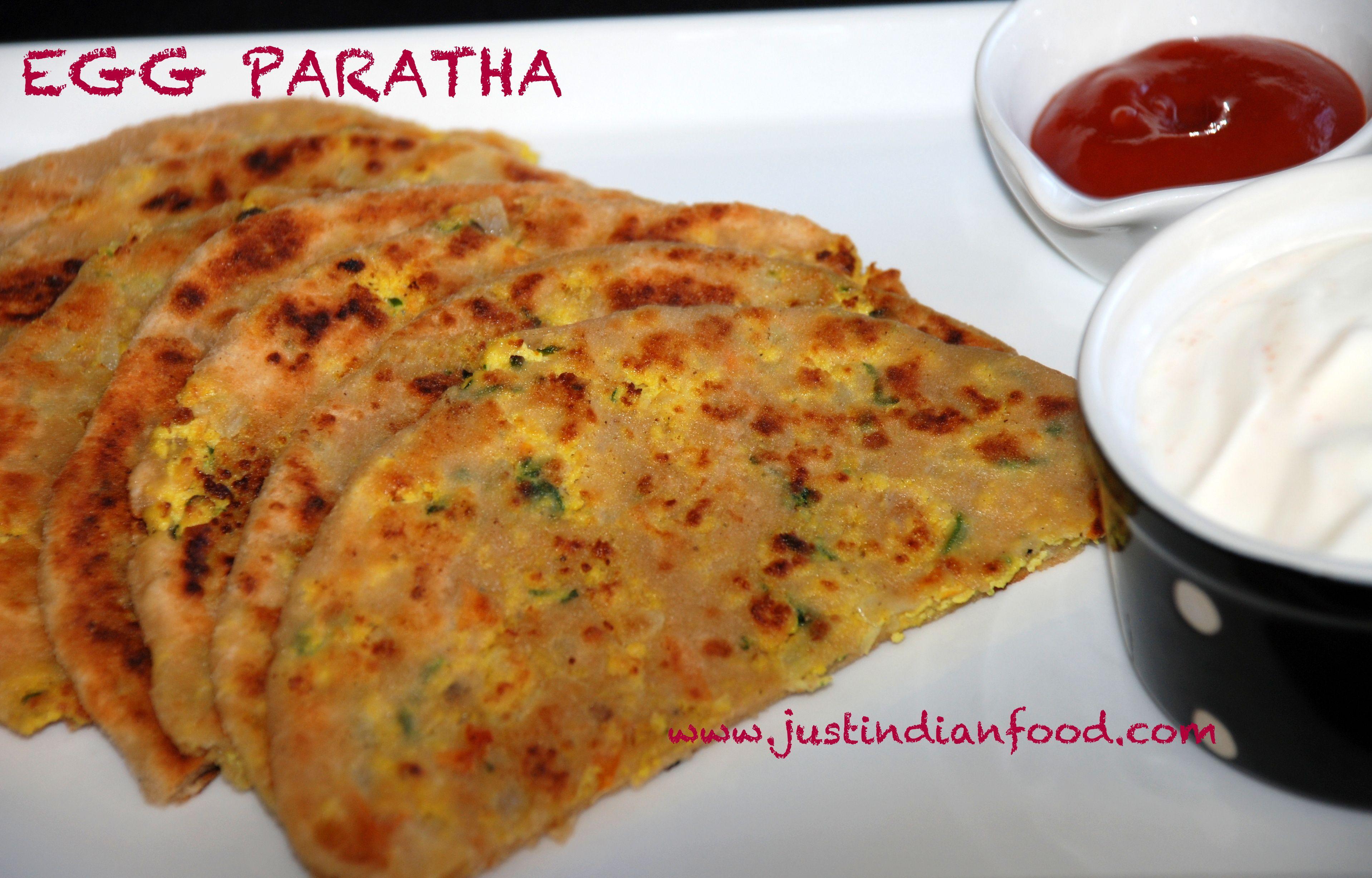 Egg paratha recipe egg lovers pinterest paratha recipes egg egg paratha recipe forumfinder Choice Image