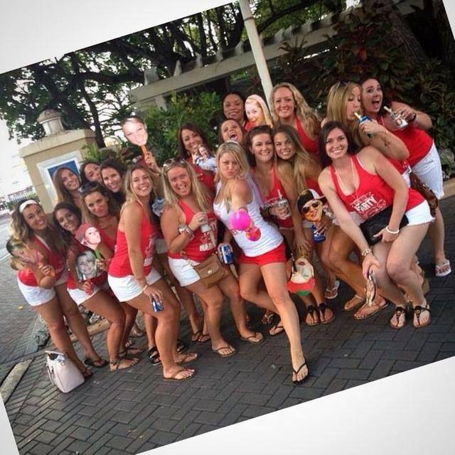 Key West Wedding Ideas: Key West Bach Party Success #keywest #bachparty