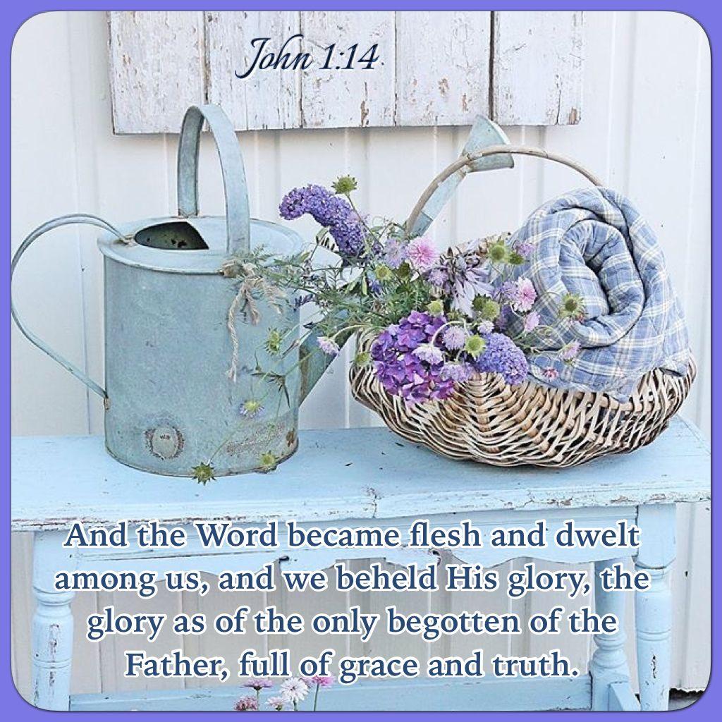 John 1:14