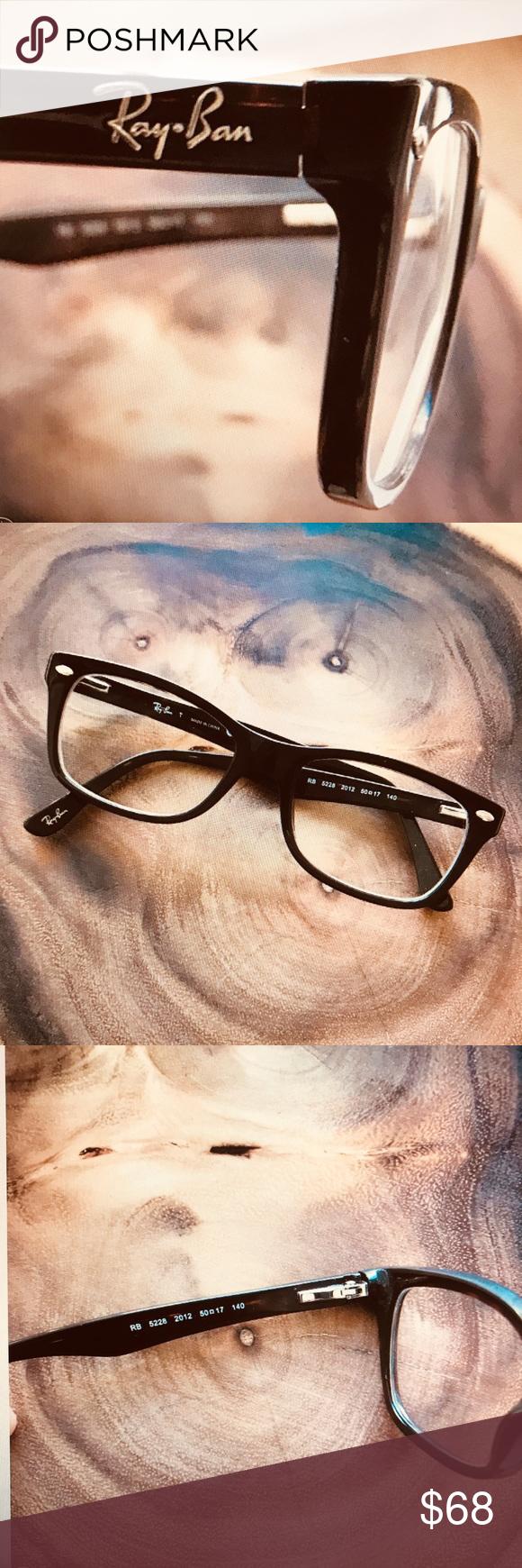 Ray-ban eyeglasses frames   Eye doctor, Prescription lenses and Lenses