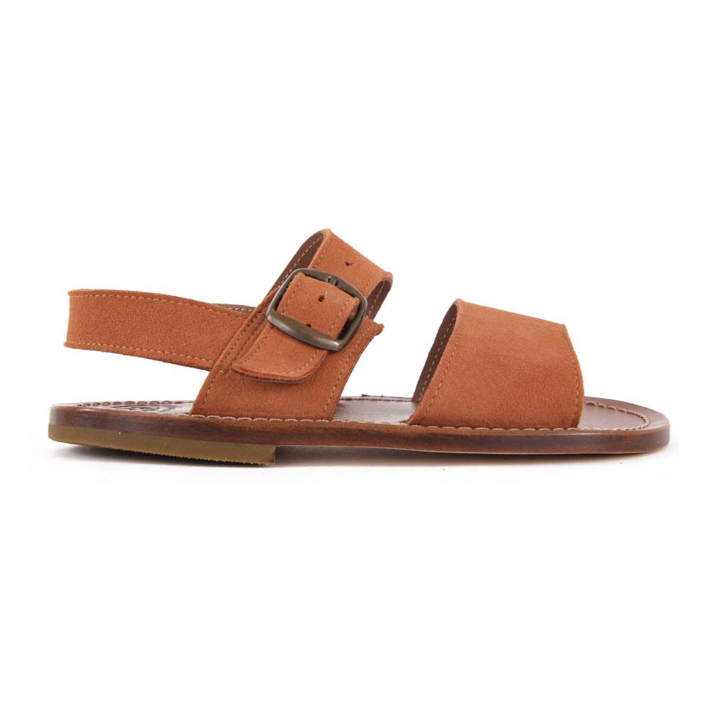 Suede Leather Sandals-product