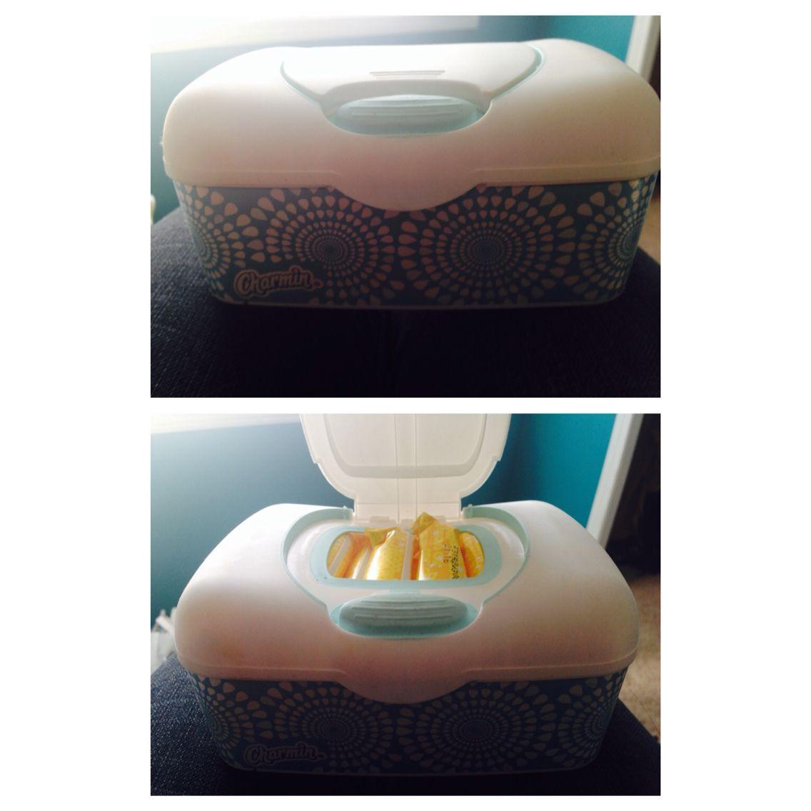Cute Way To Store Tampons!! Mermaid BathroomBathroom StorageBathroom ...