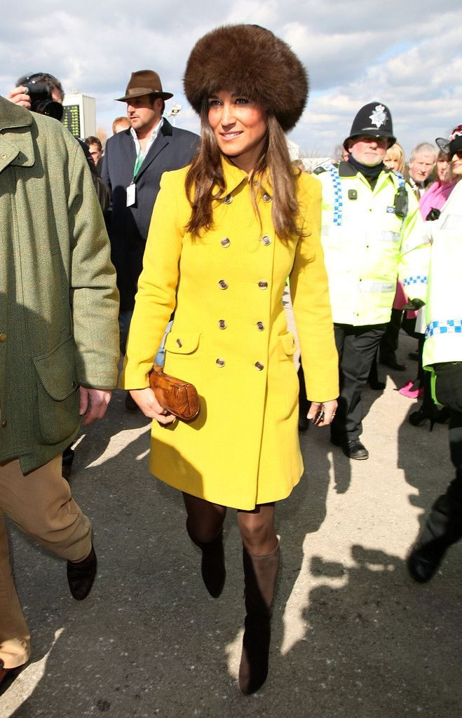 Pippa Middleton - Pippa Middleton Goes to the Races 5