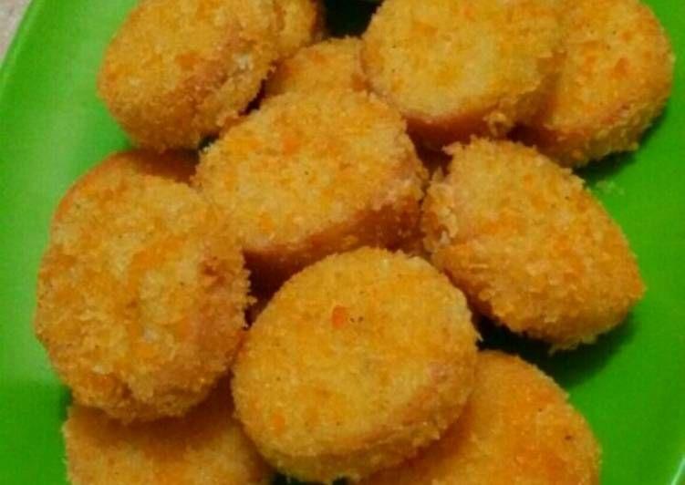 Resep Nugget Ayam Keju Oleh Nia Syifa Resep Makanan Enak Makanan Dan Minuman Resep Makanan Penutup