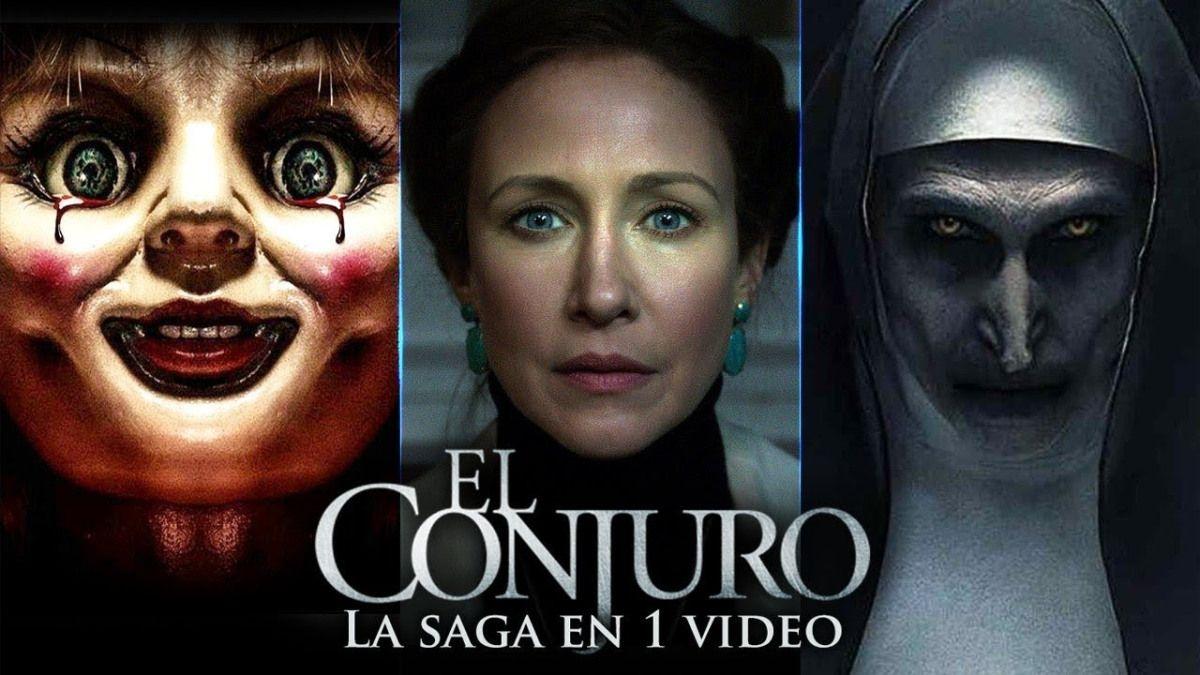Como Debes Ver El Conjuro Movieboxmagazine El Conjuro Fedelobo Youtube