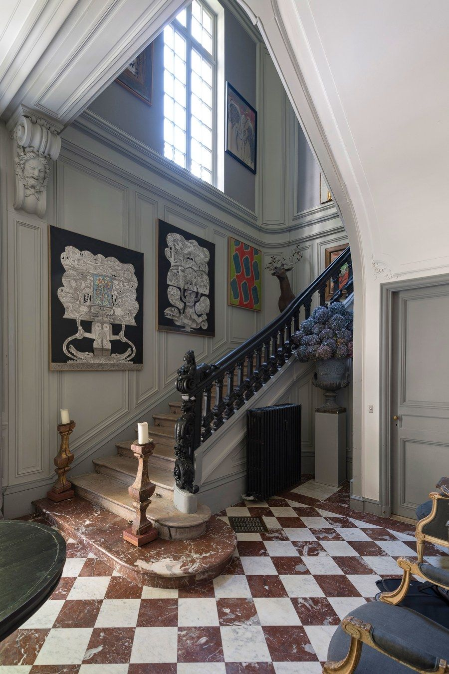 An Idyllic Country House in the Middle of Paris French