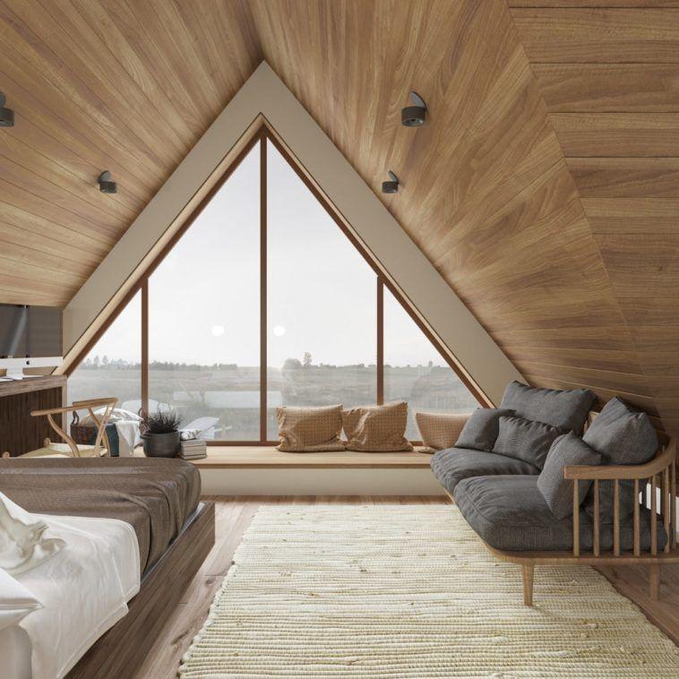 House CZ Downstairs by Ruda Studio