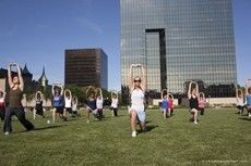 Fitness Classes Columbus Commons Free Sure Why Not Doing This Tonight Fitness Class Fitness Free Workouts
