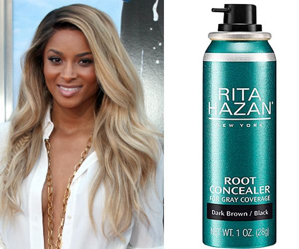 Touch Up Your Roots Between Salon Visits With Rita Hazan\'s Elite ...