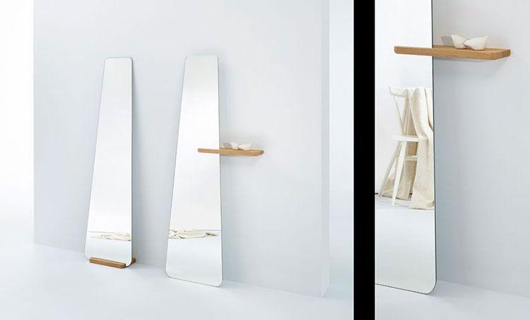 Specchi da Terra dal Design Moderno e Particolare | house and garden ...