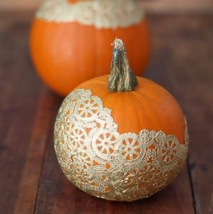 100 No Carve Pumpkin Decorating Ideas