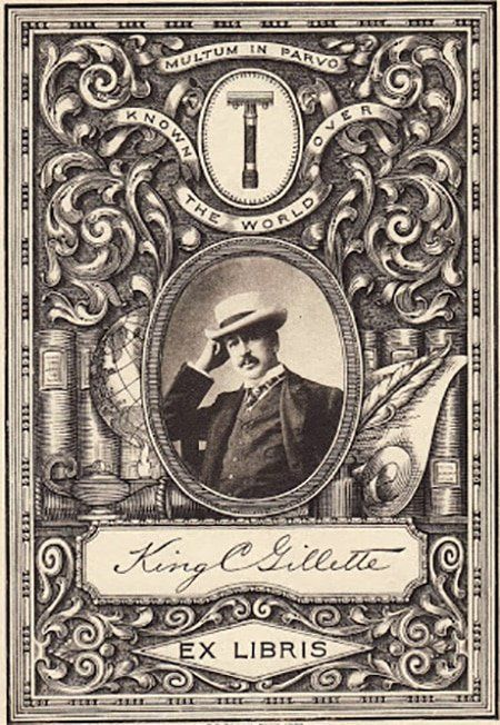 Ex Libris: The Bookplates of 31 Famous Men | The Art of Manliness