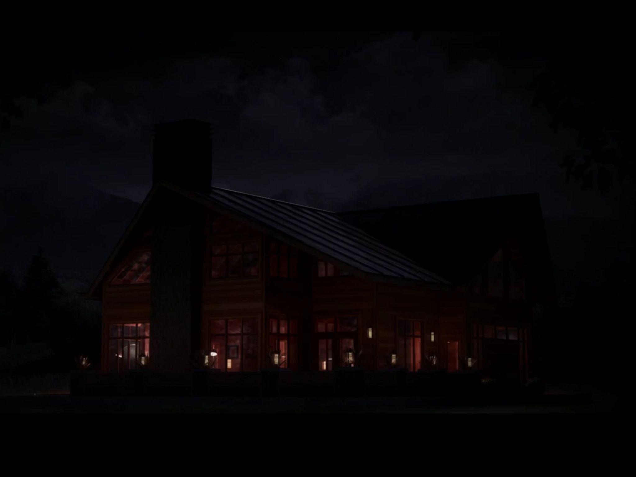 Meredith and Derek's house on Grey's aka my dream home
