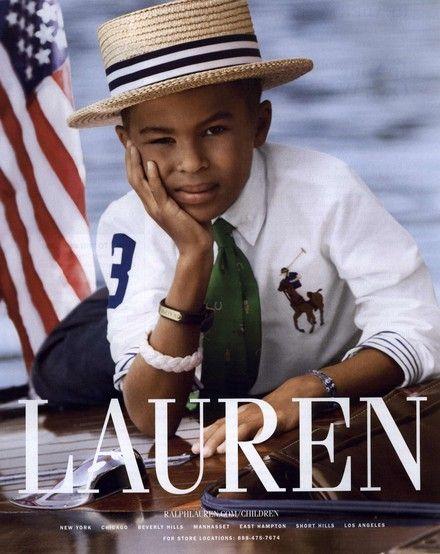 Ralph Lauren  Ad Campaign Spring/Summer 2009 Shot #1