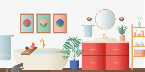 What a Bathroom Renovation Actually Costs | HouseBeautiful ...