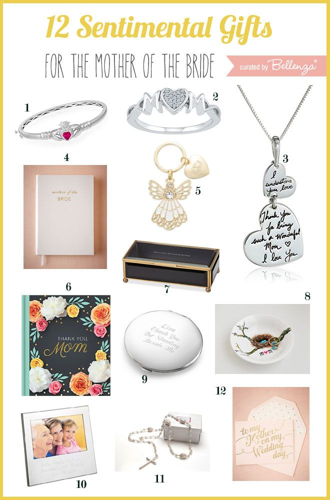 cda6c98eba82e 12 Sentimental Gift Ideas for the Mother of the Bride | MOTHER'S DAY ...