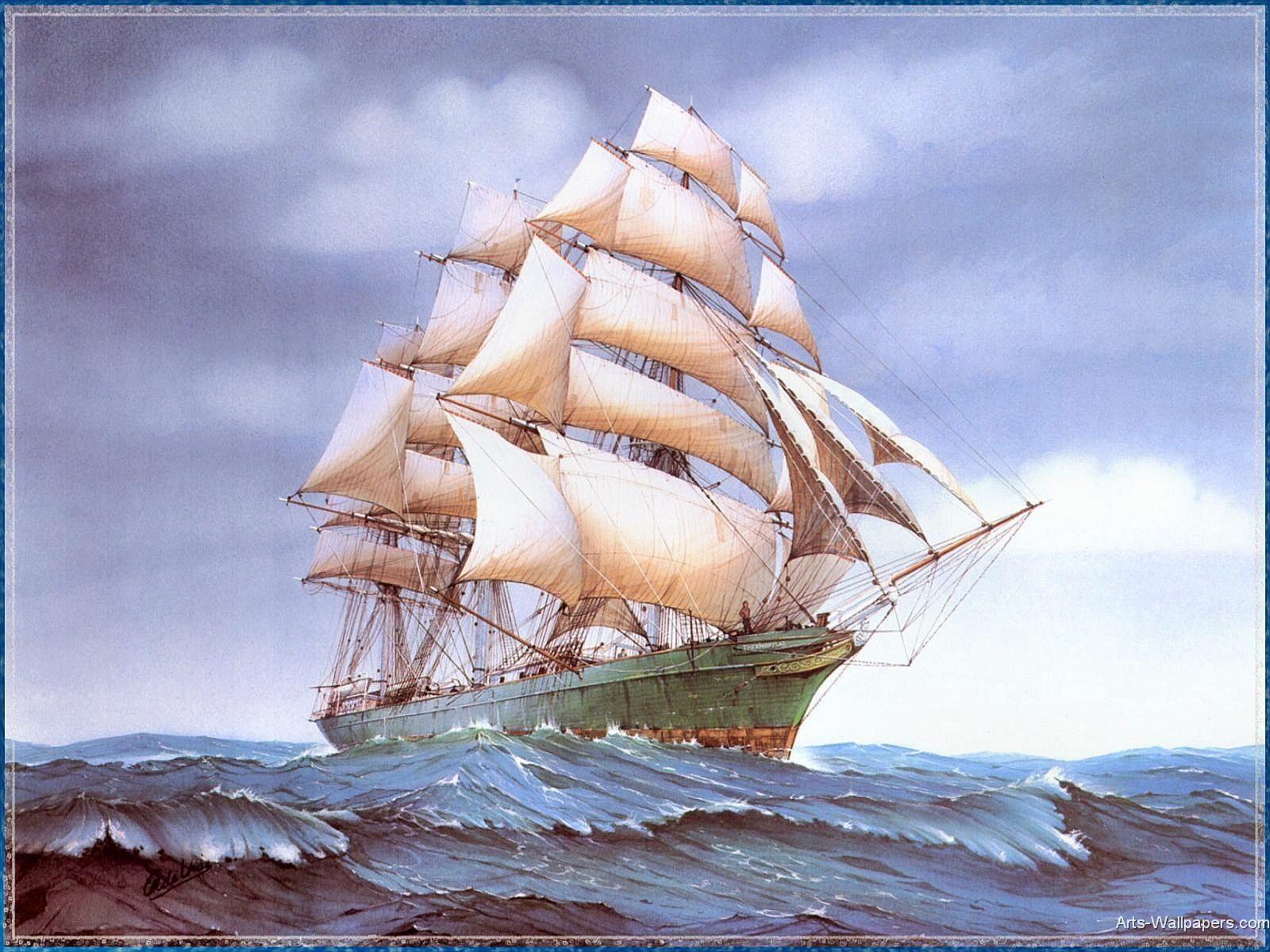 famous sailing ship paintings sailing ships art prints