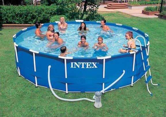 Marvelous Intex Frame set Pools