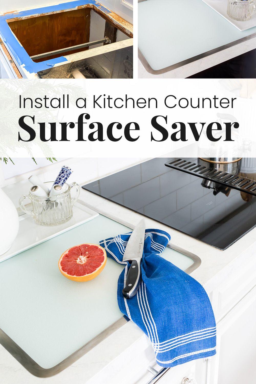 Pin on countertop cutting board