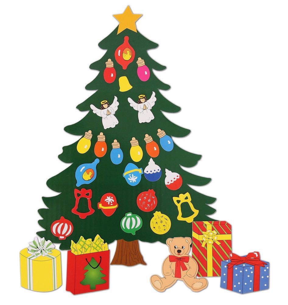 Magnetic Christmas Tree Animated Fridge Metal Door Ornament Winter Decorations Magneticchristmastree Metal Door Winter Decor Christmas