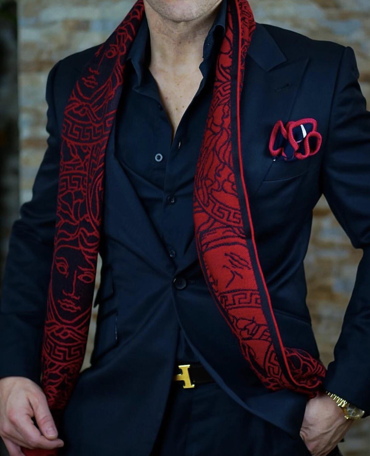 S by Sebastian Black Fantasia Jacket