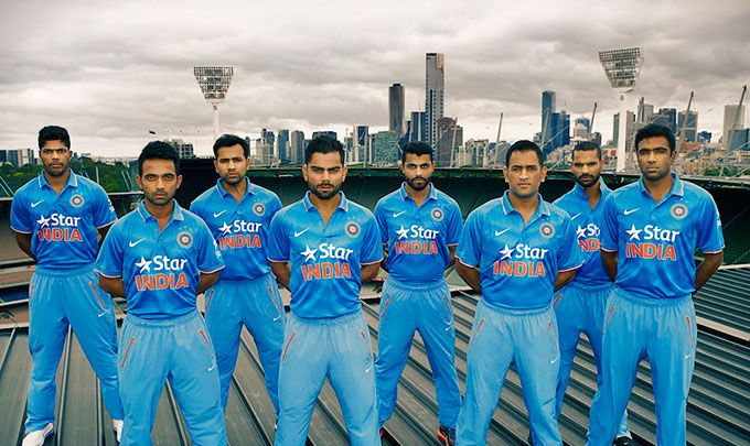 Cricket The Spirit Of India God Bless