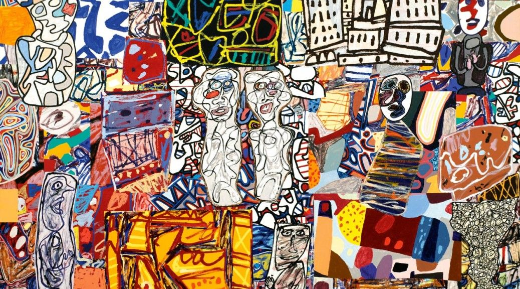 Jean Dubuffet, Mêle moments, 1976, Private Collection © 2015