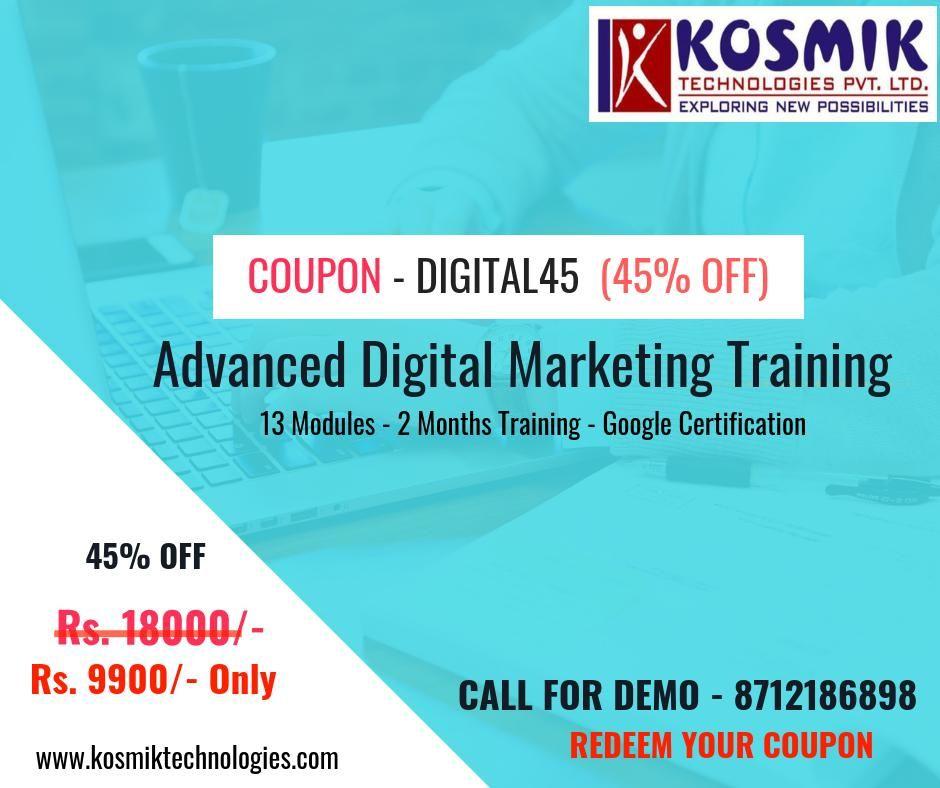 Digital Marketing Training in Hyderabad Digital