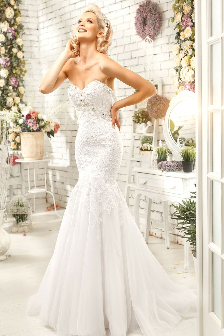 Perfect wedding dresses selection seeking the latest wedding