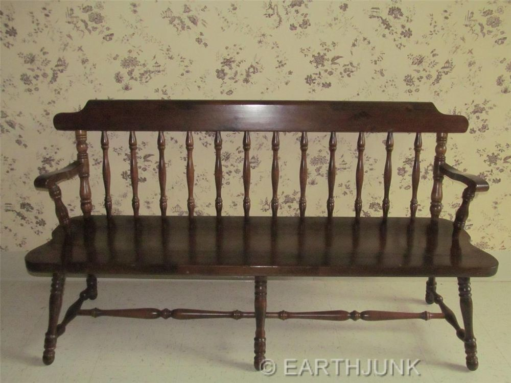 Ethan Allen Antiqued Old Tavern Pine Deacon's Bench 12 6025 - 63 Best EA Antique Old Tavern Pine Images On Pinterest Ethan