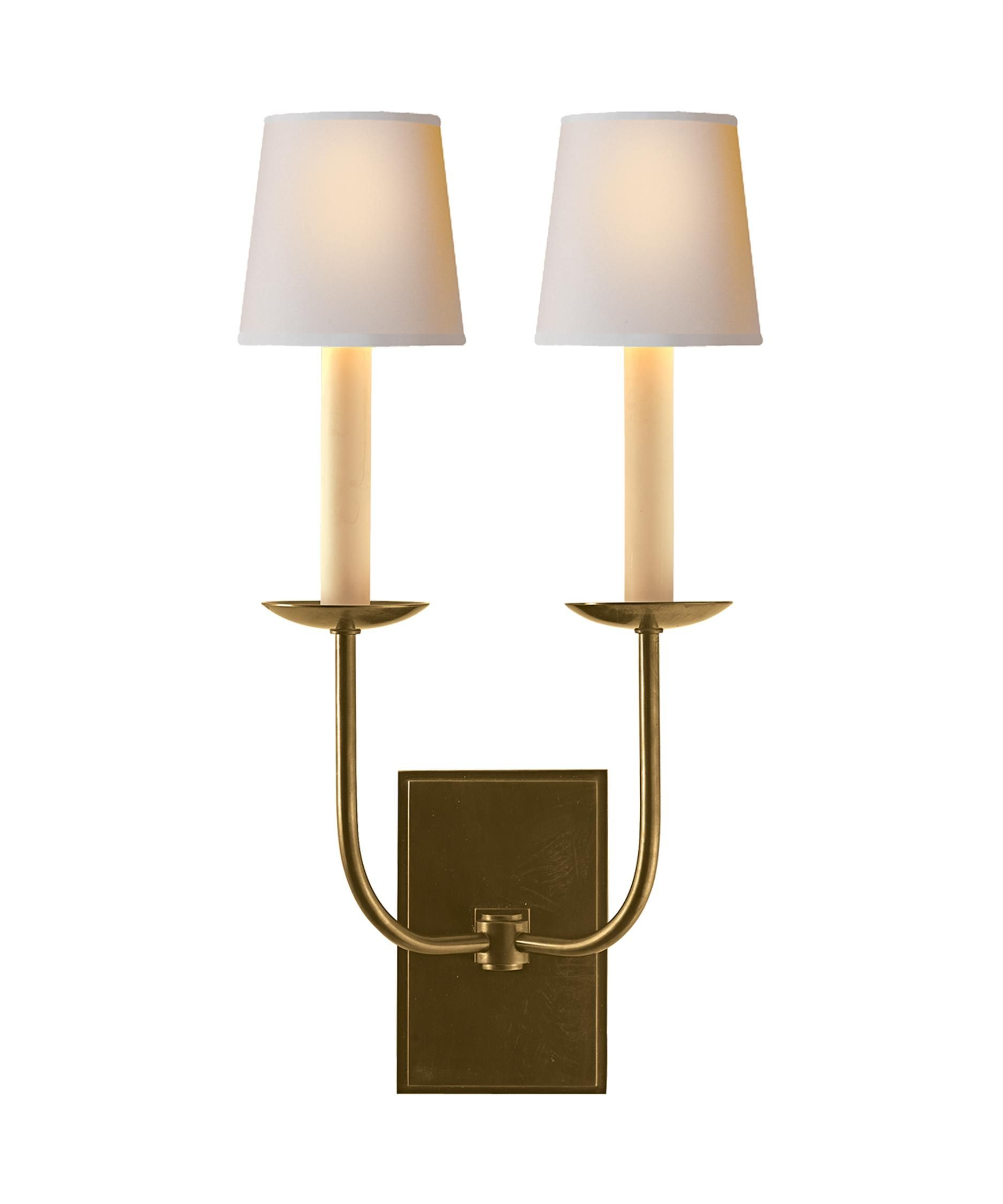 nickel p glass visual white lighting thomas bryant with brien o product polished sconces in sconce wg comfort htm