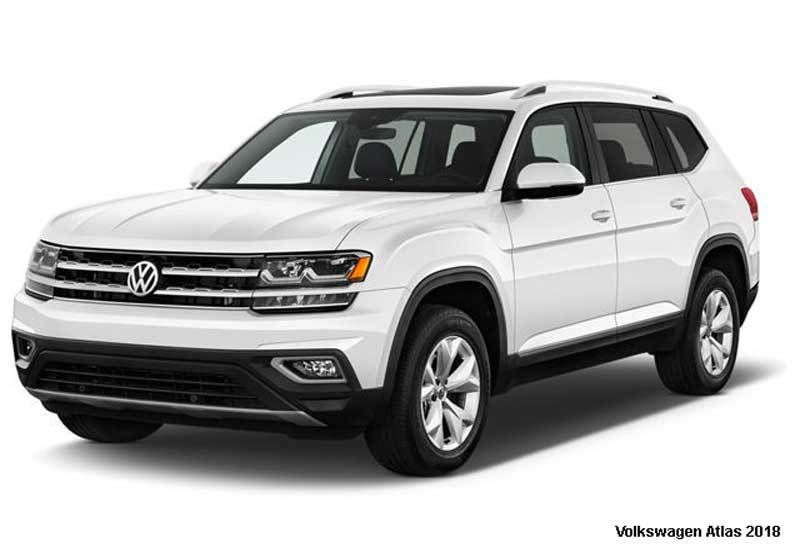 Volkswagen Atlas 2018 Price,Specifications & overview – fairwheels