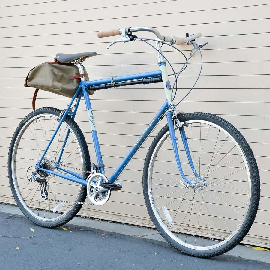 Frame A Homer Hilsen Mountain Bike Shoes Bicycle Bike