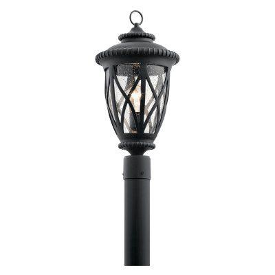 Kichler Admirals Cove Outdoor Post Mount Light - 49849BKT