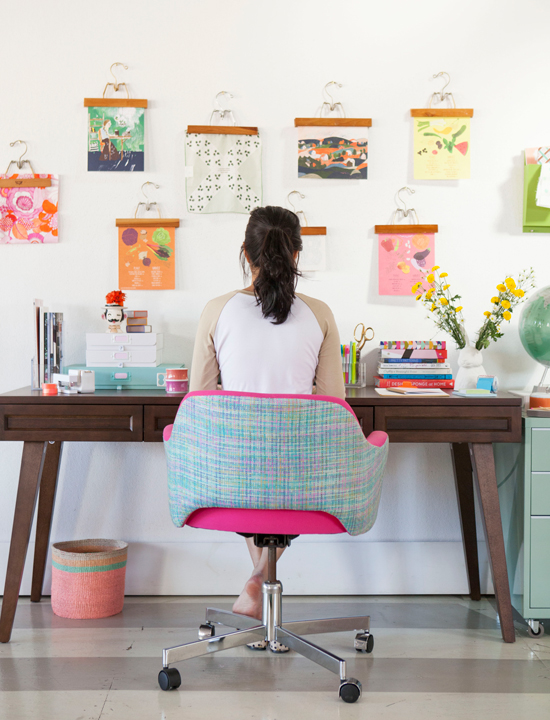 Superb Home Crush Office Inspiration Image Via Oh Joy