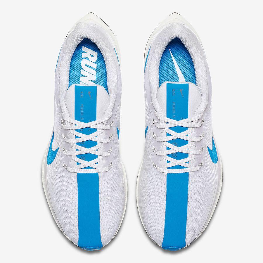 huge discount 605cd c031c Nike Zoom Pegasus Turbo Blue Hero AJ4114-140 Release Date