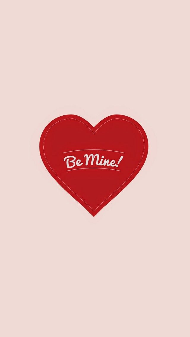 Be Mine Valentine 640 X 1136 Wallpapers Available For Free