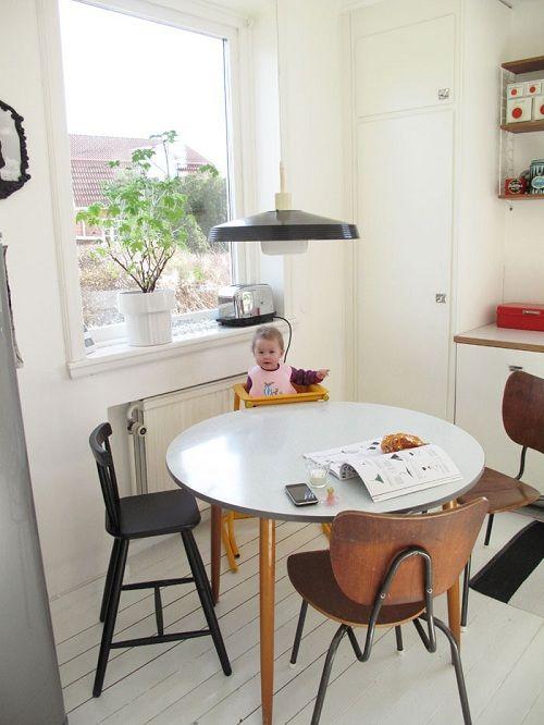 dining space from Johanna Gartmyr